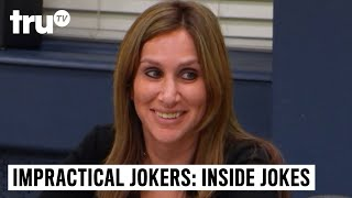 Impractical Jokers: Inside Jokes - Q and Joe Build A City | truTV