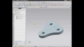 Siemens NX7.5 Exercise12 part1