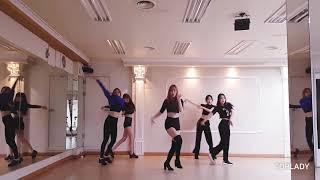 """I Like It"" Cardi B Dance @TOPLADY 탑레이디 안무영상"