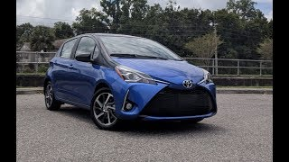 2018 Toyota Yaris Review: The Dying Breath Of The Small Hatchback