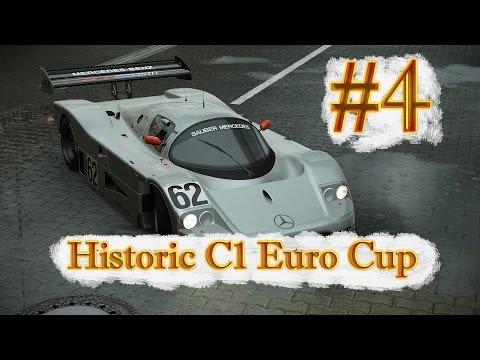 Project Cars - Historic C1 Euro Cup: Circuit des 24 Heures du Mans