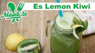 Es Lemon Kiwi | Minuman #087