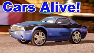 Cars 2: The video Game - Rod Torque Redline - Casino Tour