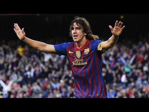 Carles Puyol ● The Lion ● Legendary Defender ●