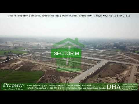 DHA Phase 5 to Sector M through Underpass
