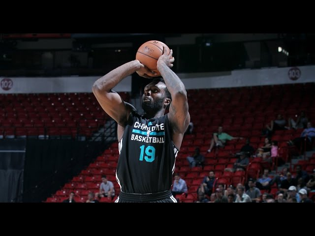 P.J. Hairston Lights It Up at Summer League