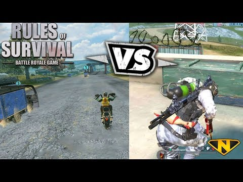 Youtubers vs. Youtuber (Rules of Survival) #1