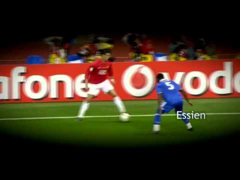 Cristiano Ronaldo Making Great Players Look Bad