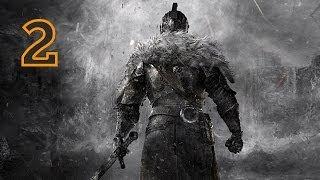 Прохождение Dark Souls 2 — Часть 2: Лес павших гигантов