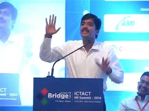 Mr Sujith Kumar, Location Head - HR, Infosys Ltd