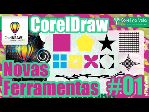 Novos Recursos do Corel X6 parte 01