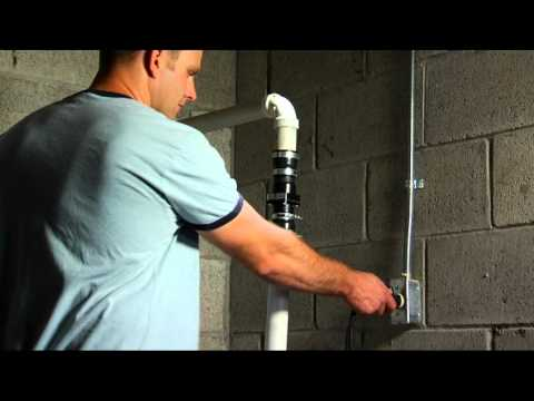 Simple Easy Sump Pump Installation