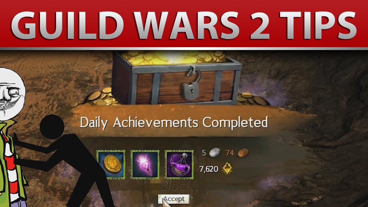 guild wars 2 how to get to level 10 fast