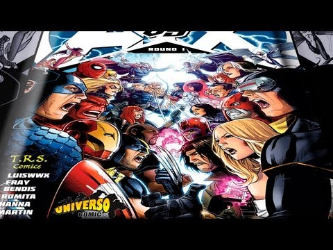 Avengers vs X-Men [Español] Round #1