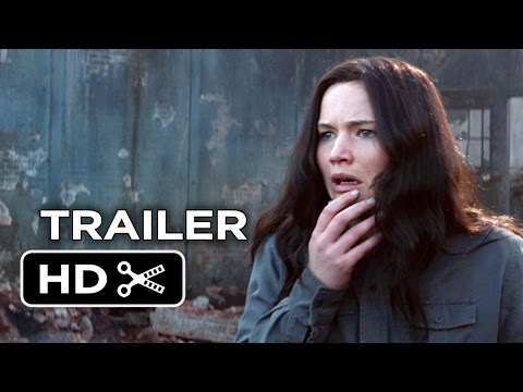 "The Hunger Games: Mockingjay - Part 1 ""Burn"" Trailer (2014) - Jennifer Lawrence Movie HD"