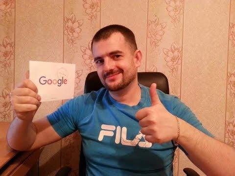 Письмо от Google и как заработать на youtube