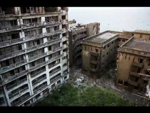 Гункандзима  город-призрак