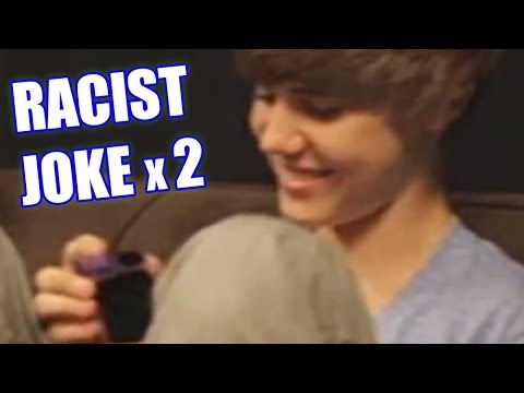 Justin Biebers Racist Joke His Apology & His OTHER Racist Joke...