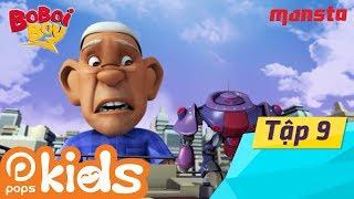 Boboiboy Tập 9: Ván Cờ Ma Thuật - Phim Thiếu Nhi Tiếng Việt | Hoạt Hình POPS Kids