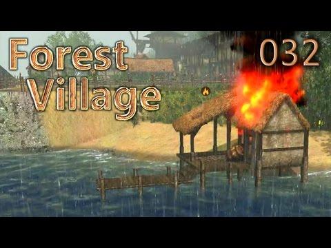 LIFE IS FEUDAL: FOREST VILLAGE #032 ★ Zu viele Tiere! [Deutsch | German | Twitch]
