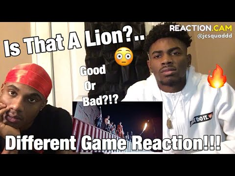 Jackson Wang - Different Game  ft. Gucci Mane REACTION!!!