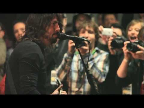 Foo Fighters Garage Tour Full Length