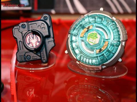 Beyblade Metal Fusion Fighting Tops Hasbro Toy Fair 2010 Preview