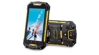 Обзор Snopow M8 - Сбалансированный защищенный смартфон