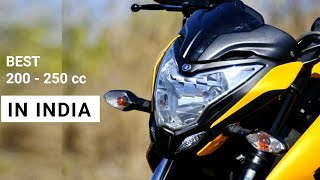 Why These Are The Best 200 - 250 CC Bikes In India 2019 ? | Auto Gyann