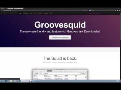 [VOICE TUT] Groovesquid - FREE Grooveshark Downloader [DOWNLOAD PLAYLISTS] [DOWNLOAD]