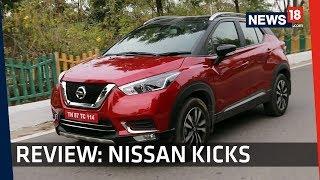 Nissan Kicks India Road Test Review