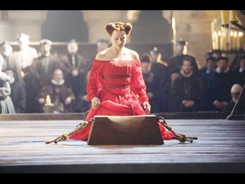 Execution of Queens Anne Boleyn and Mary Stuart