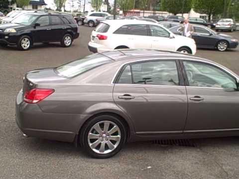 2005 Toyota Avalon XLS Sedan *Low Miles*Leather*Moon Roof ...