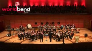 Black Dyke Band plays Flourish (Soloist: Richard Marshall) @ World Band Festival Luzern