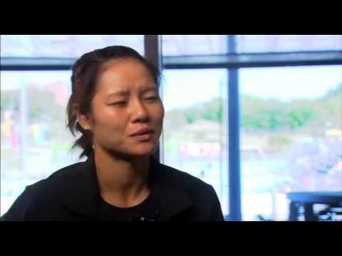 Australian Open Champion Li Na Talks About Her Tennis Career