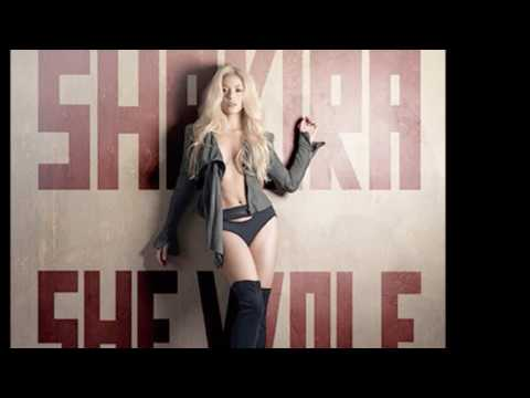 Shakira Vs David Guetta & Akon - She Wolf Vs Sexy Bitch (mashup) (bootleg) (mash Up) video
