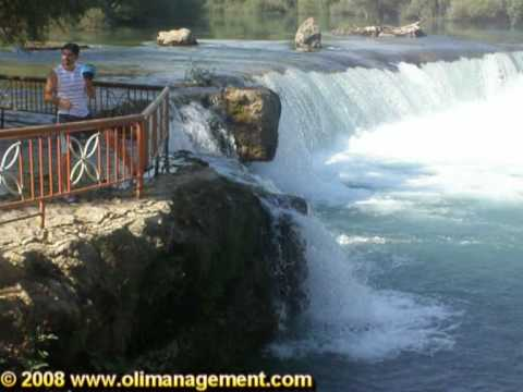 TURKEY – Manavgat Waterfall – Selale
