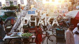 Flying Into Dhaka - First Impressions of Bangladesh