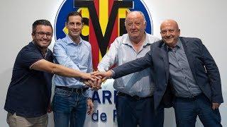 El Villarreal y el Mislata UF renuevan su convenio