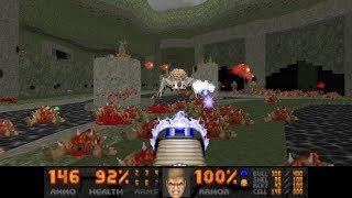 "[Doom2] Sunlust Playthrough Map13 ""Ruins of Skania"""