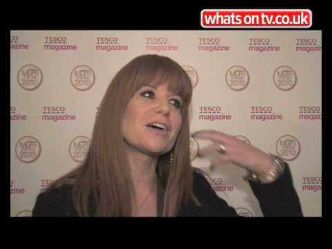 Watch Patsy Palmer talk about the live EastEnders episode