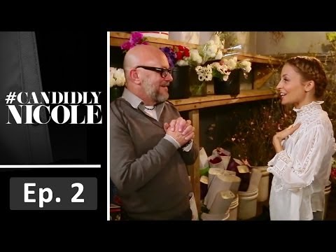 Flower Arrangement | #CandidlyNicole Ep. 2