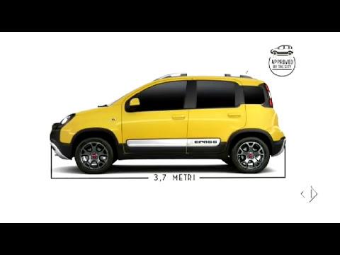 Spot Fiat Panda Cross 2014