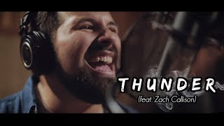 Download Lagu Imagine Dragons - Thunder (feat. Zach Callison) - Caleb Hyles Cover Gratis STAFABAND