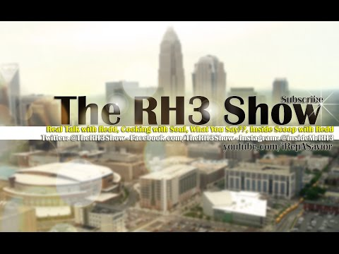 The RH3 Show - Inside Scoop w/ Redd: Rihanna, Joan Rivers, David Bryant & More