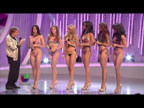 NBL Extra 10: Osmel Sousa les dio tremendo regaño a las chicas de Nuestra Belleza Latina