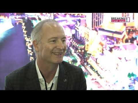 Steve Hill, chief executive, Las Vegas Convention & Visitors Authority