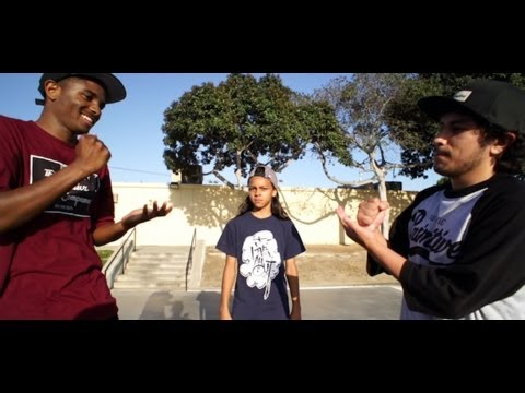 FILMER MANNIE VS. DAVONTE JOLLY - FILMER S.K.A.T.E. - ROUND 2 -