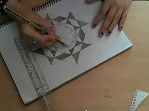 Dibujo Geometrico - YouTube
