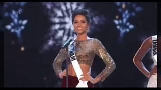 Hhen Nie Vietnam - Top 5 Miss Universe 2018 Full Performance